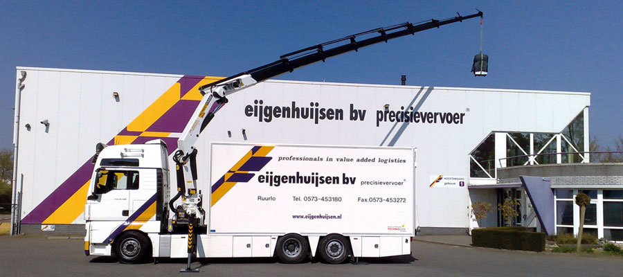 Foto dedicated services Eijgenhuijsen