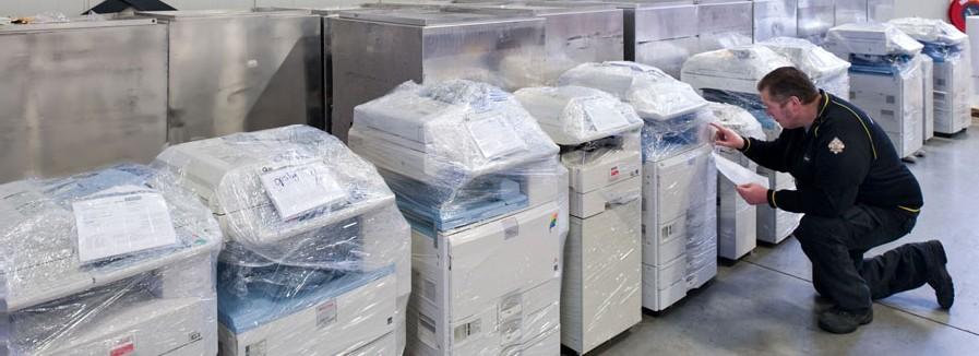 Foto Logistieke activiteiten Eijgenhuijsen