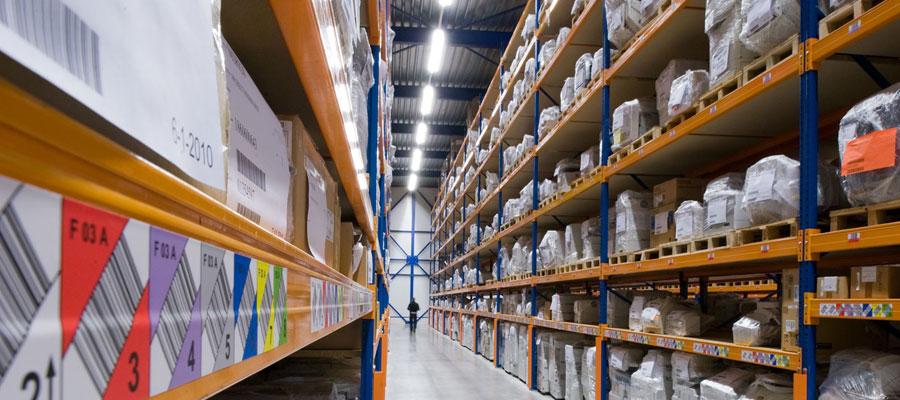 Foto warehousing Eijgenhuijsen