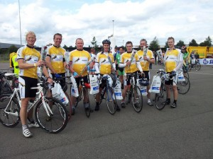 Team Eijgenhuijsen - ride for the roses
