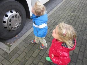 Foto: bezoek kinderdagverblijf Avonturijn aan Eijgenhuijsen