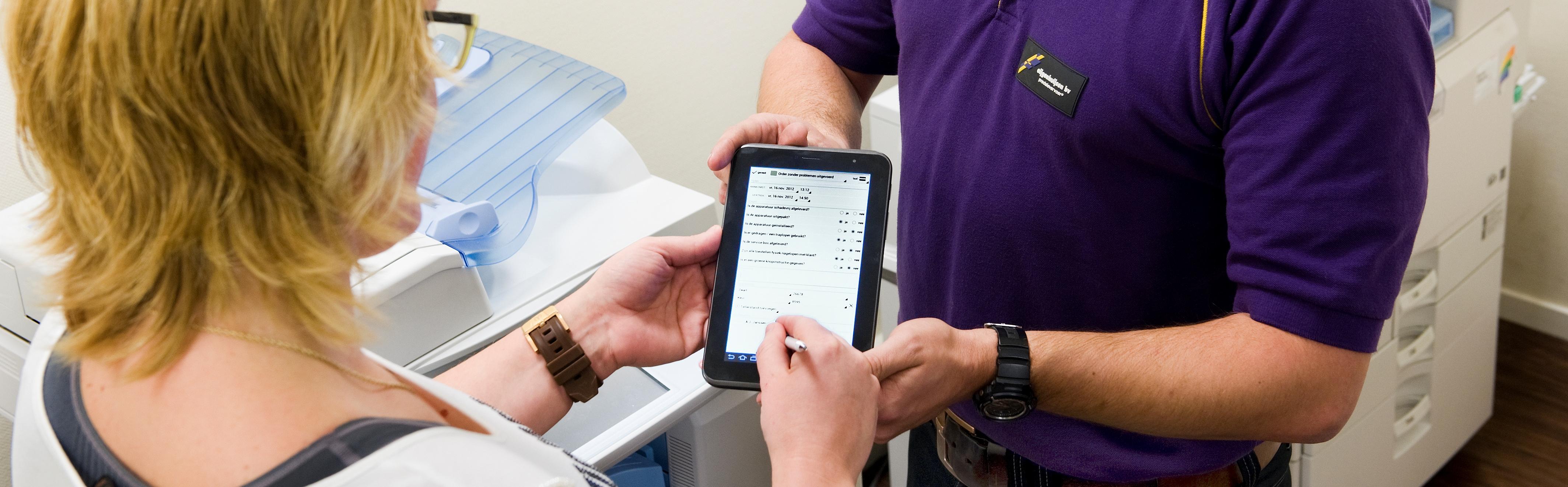 Foto innovatie tablets eijgenhuijsen