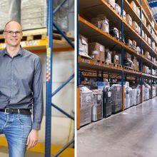 Onze productkennis en ervaring maken ons Warehouse uniek