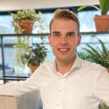EVEN VOORSTELLEN: HR-adviseur Jorn Wunderink