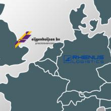 Eijgenhuijsen verwelkomt Rhenus High Tech als nieuwe TENESO-partner